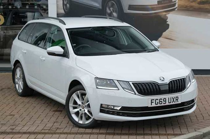 SKODA Octavia Estate 2.0 TSI (190ps) SE L DSG