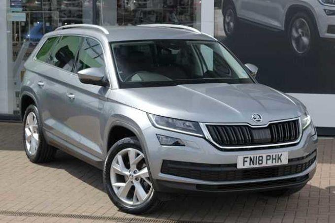SKODA Kodiaq 2.0 TDI (150ps) Edition (7 Seats) DSG SUV